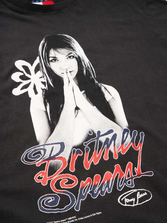 Tommy Revisited Britney T-Shirt
