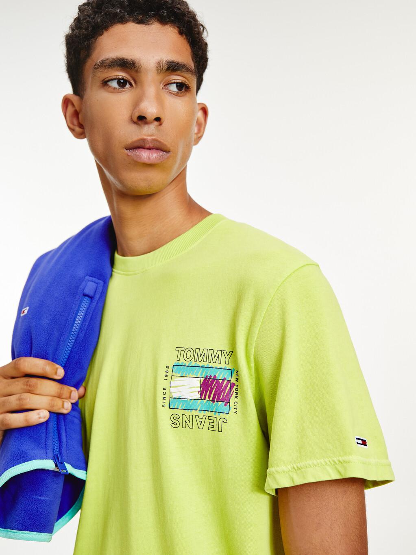 Scribble Flag T-Shirt