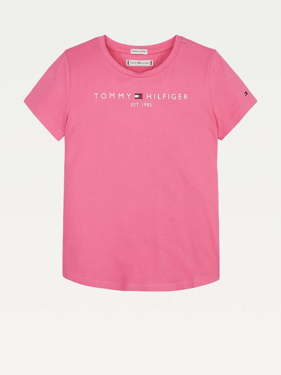 Essentials Organic Cotton Logo T-Shirt