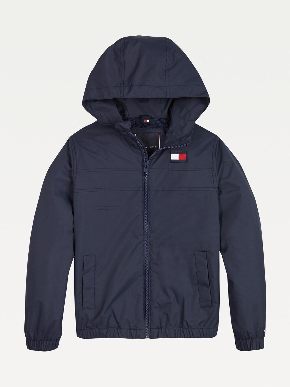 Flag Colour-Blocked Jacket