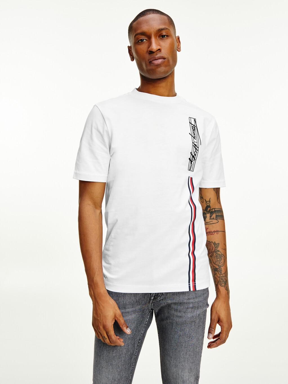 TH Signature Pure Cotton Logo T-Shirt
