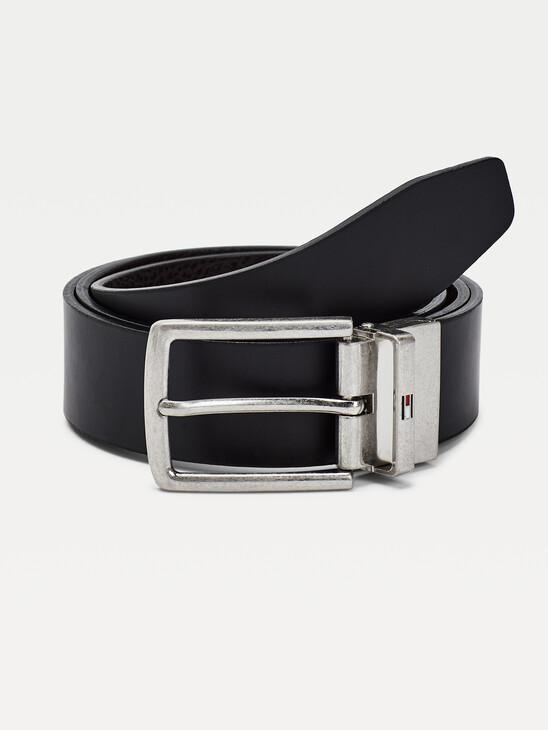 Denton Reversible Leather Belt