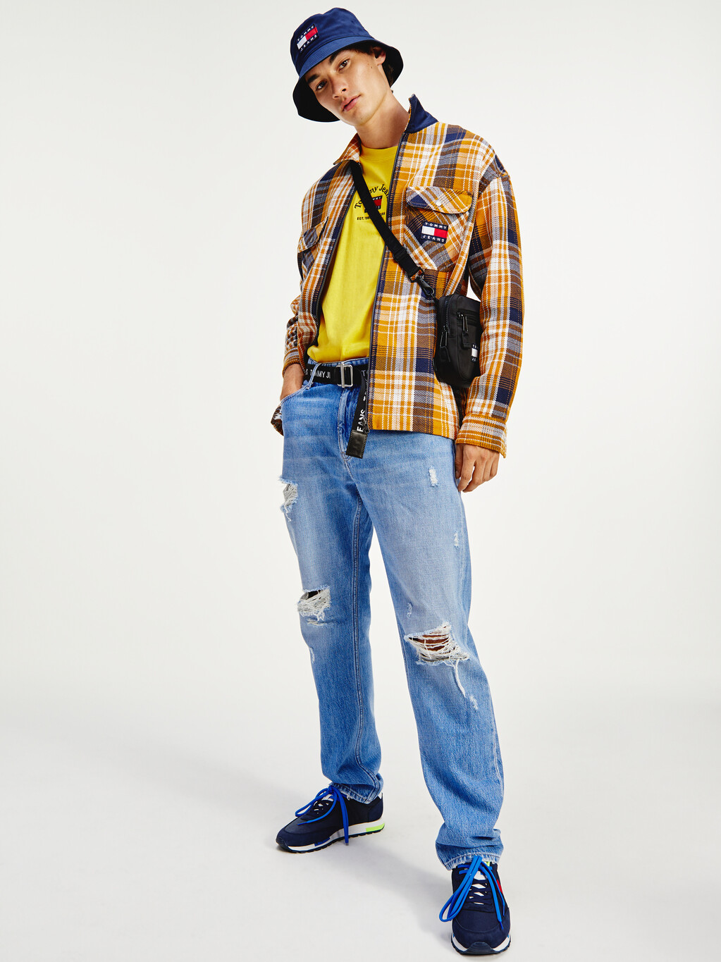 Ethan Relaxed Straight Jeans