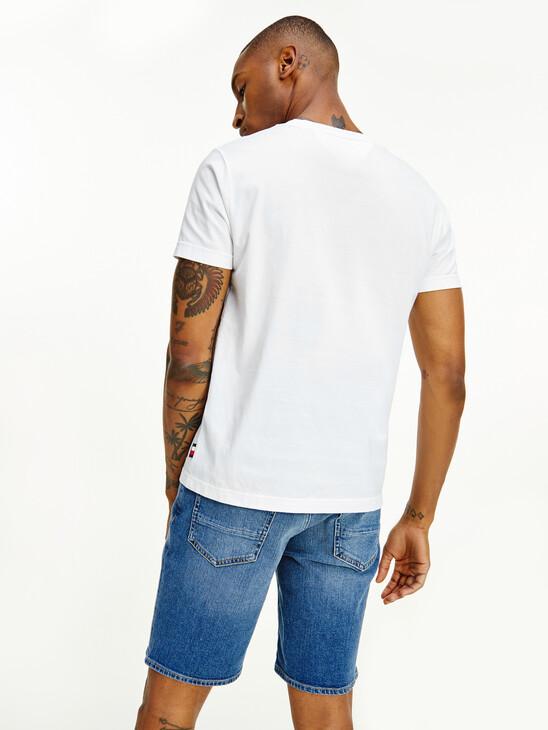 Textured Flag T-Shirt