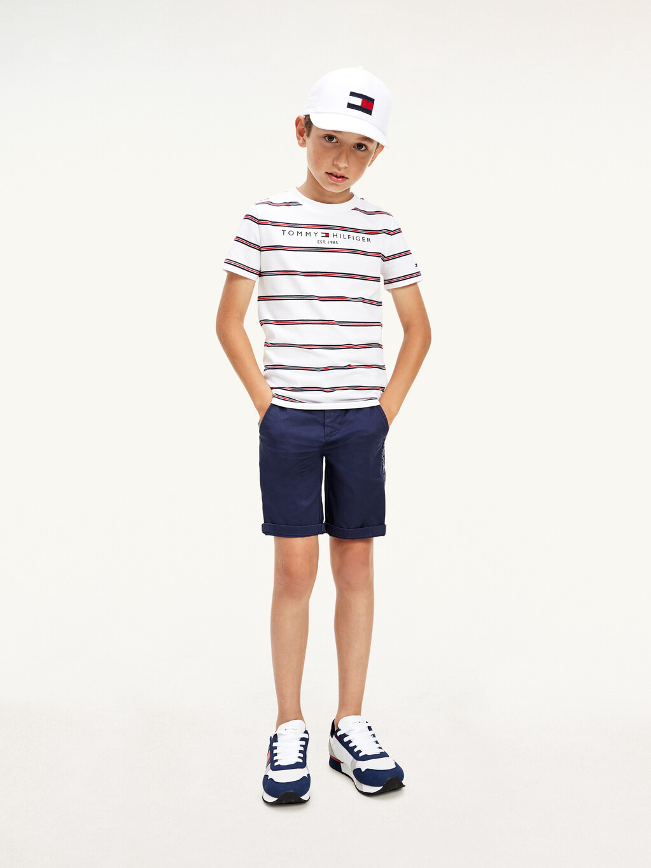 Essential Multicolour Stripe T-Shirt