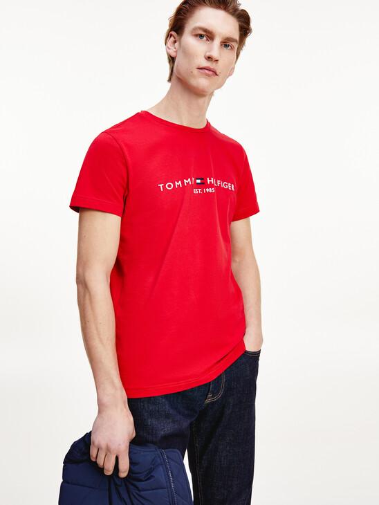 Organic Cotton Logo T-Shirt