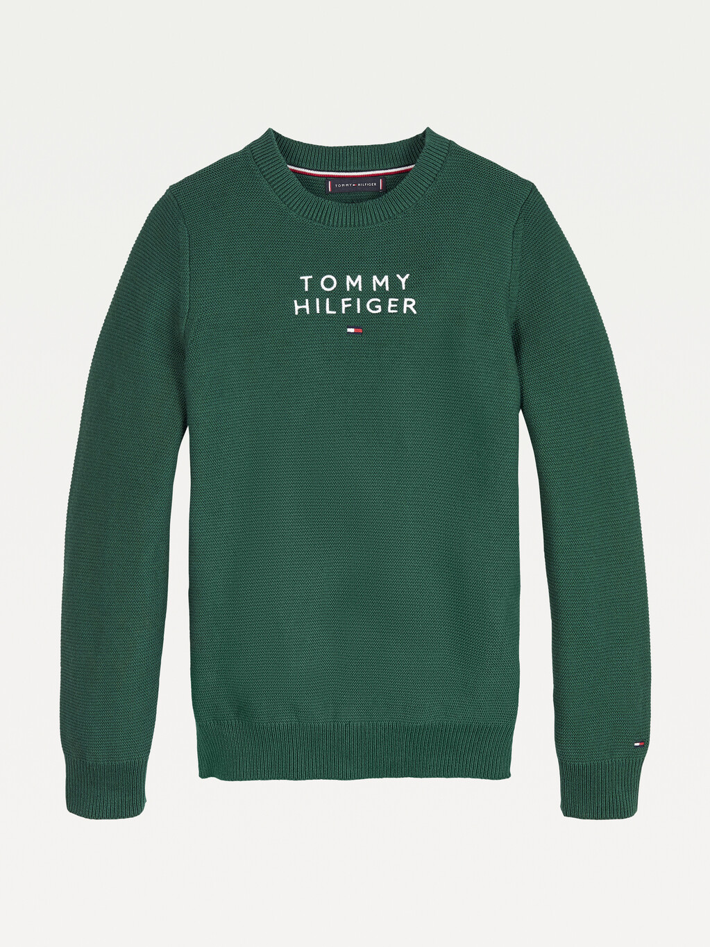 Logo Embroidery Jumper