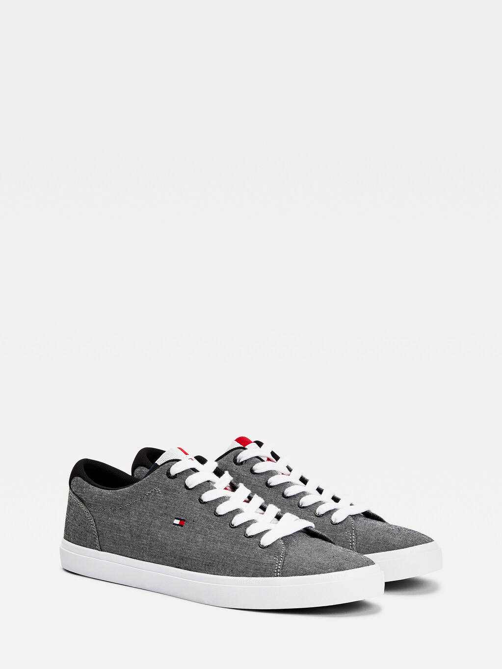 Essential Chambray Trainers