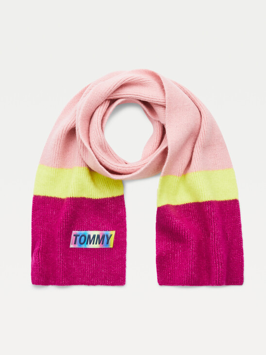 Youth Knitted Scarf