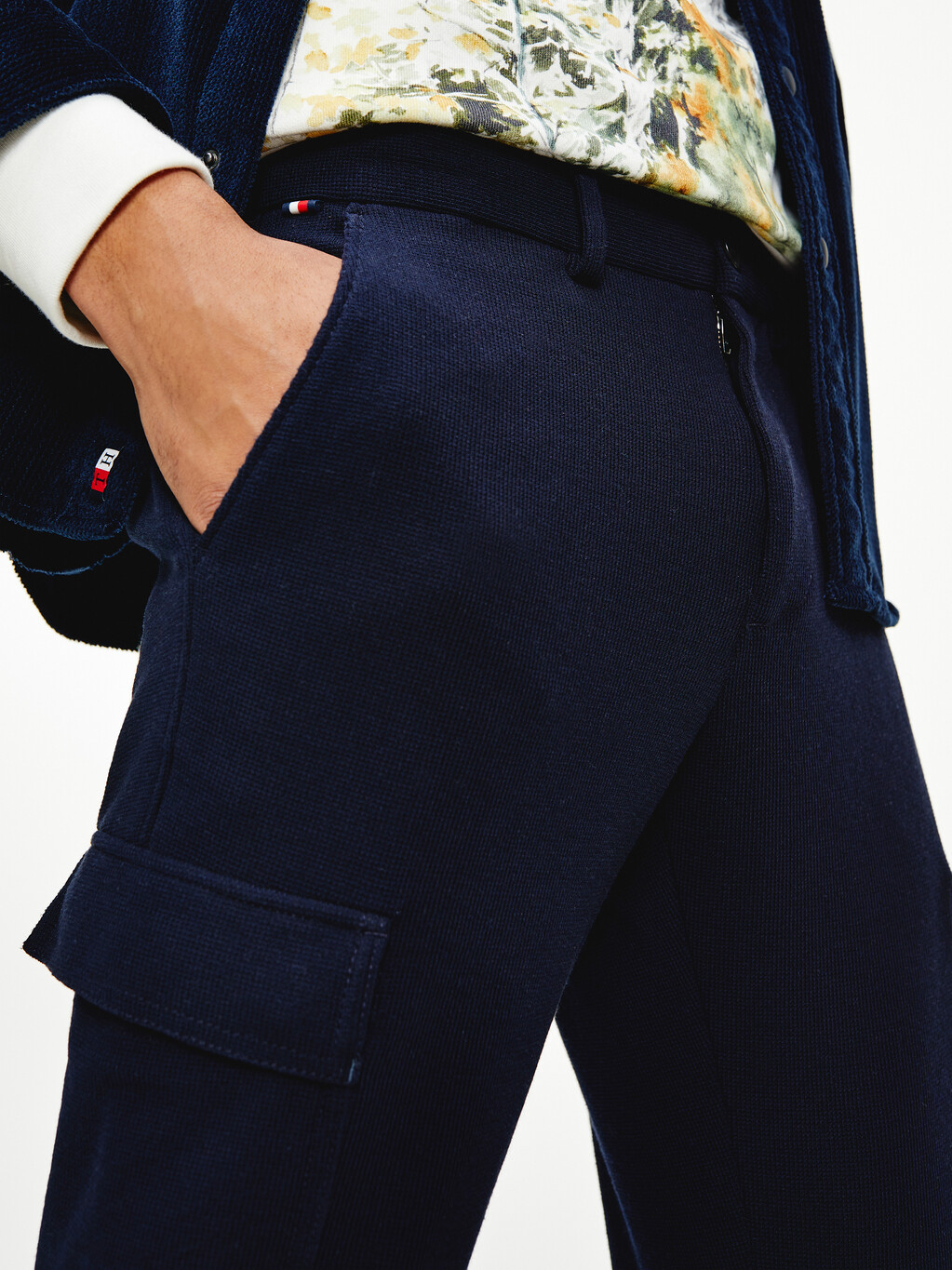 TH Flex Tapered Cargo Trousers