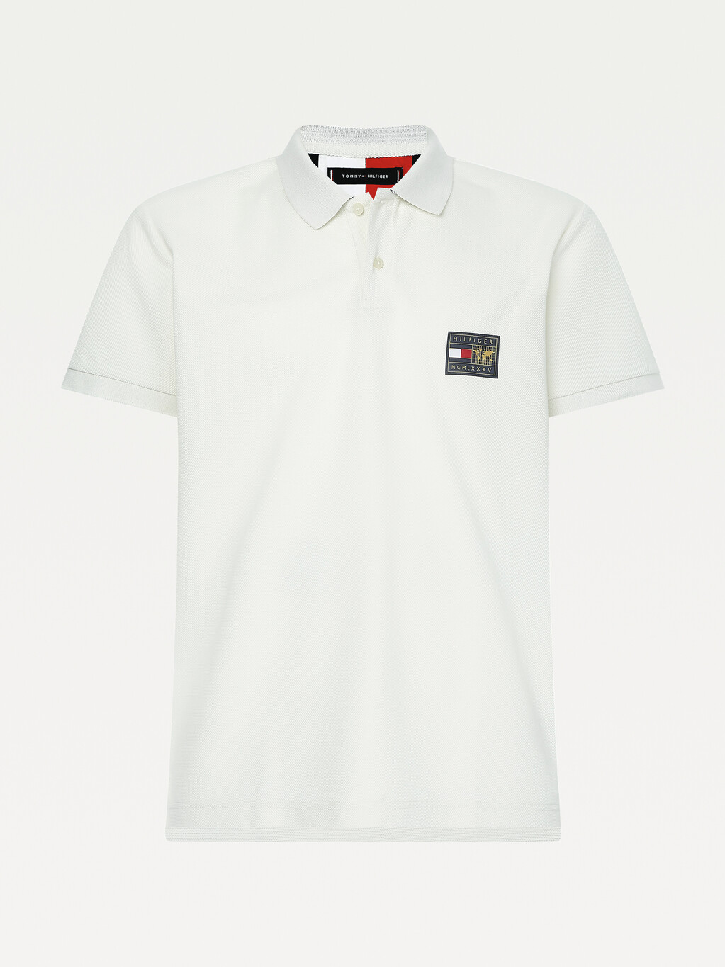Tommy Icons Badge Regular Fit Polo