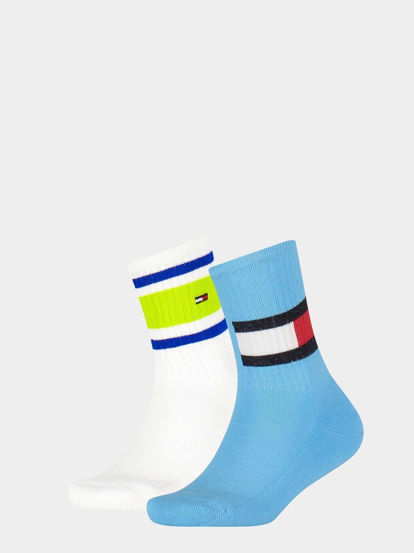 Tommy Flag Liner Socks