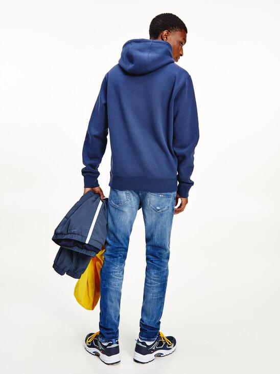 Colour-Blocked Zip-Thru Jacket