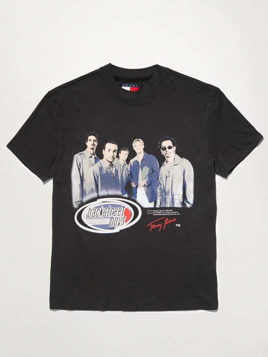 Tommy Revisited Backstreet Boys T-Shirt