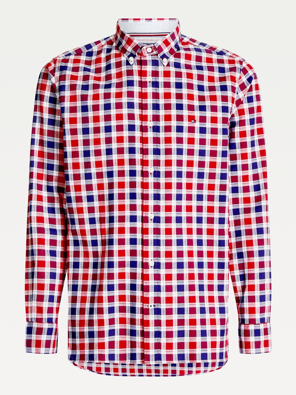 Check Regular Fit Oxford Shirt