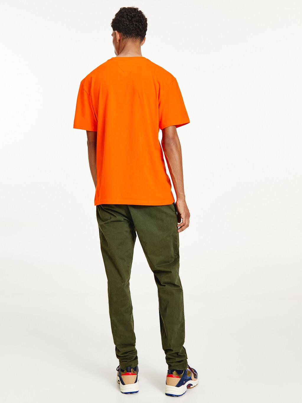 Text Logo Organic Cotton T-Shirt
