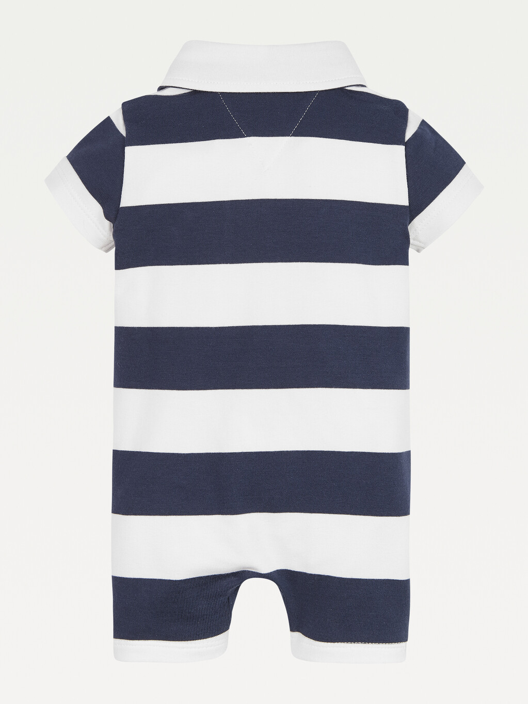 Rugby Striped Bodysuit