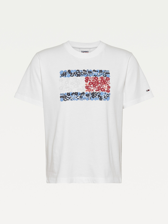 FLOWER FLAG TEE