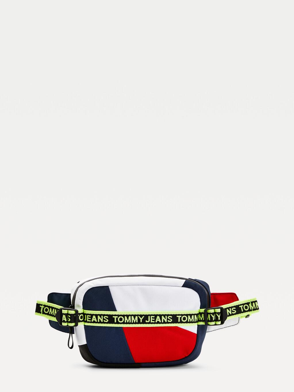 Logo Tape Bum Bag