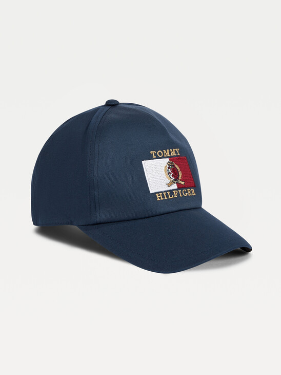Crest and Logo Embroidery Cap