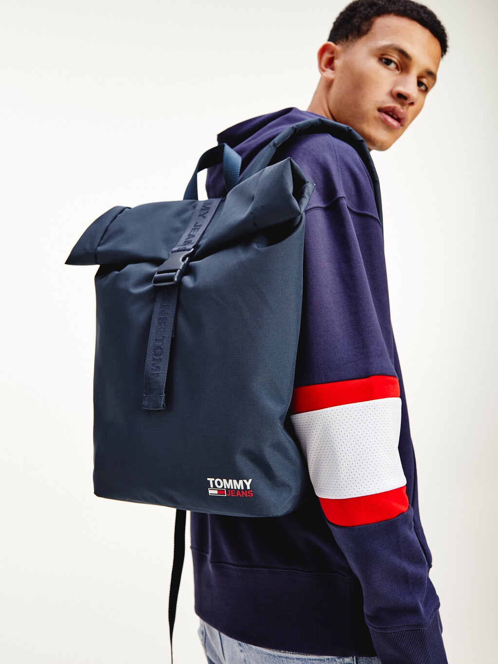 Campus Roll-Top Backpack