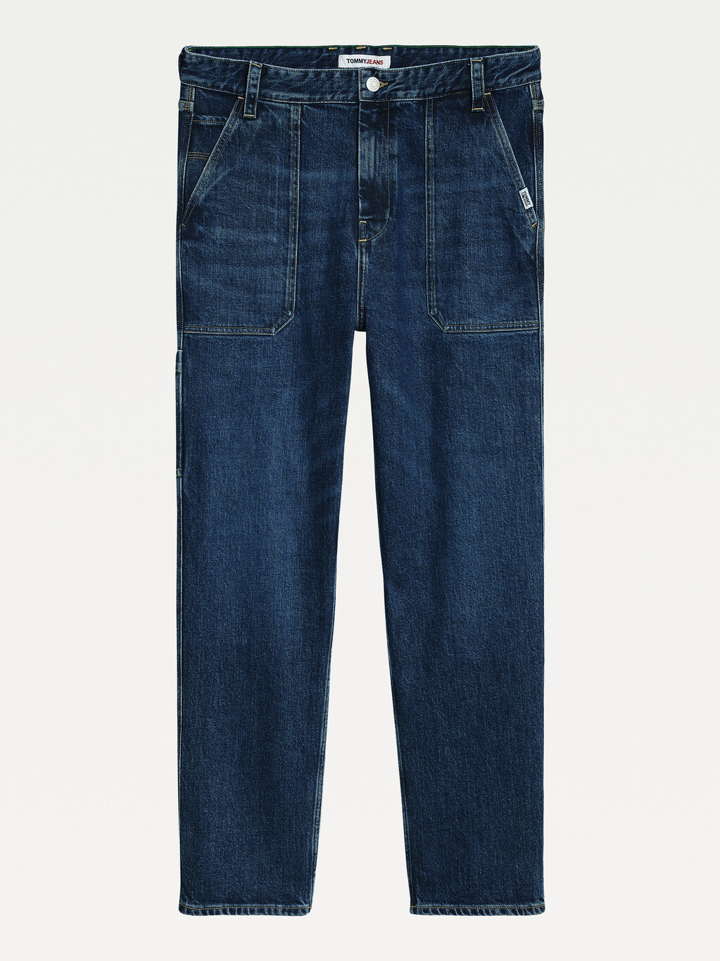 Skater Relaxed Worker Jeans