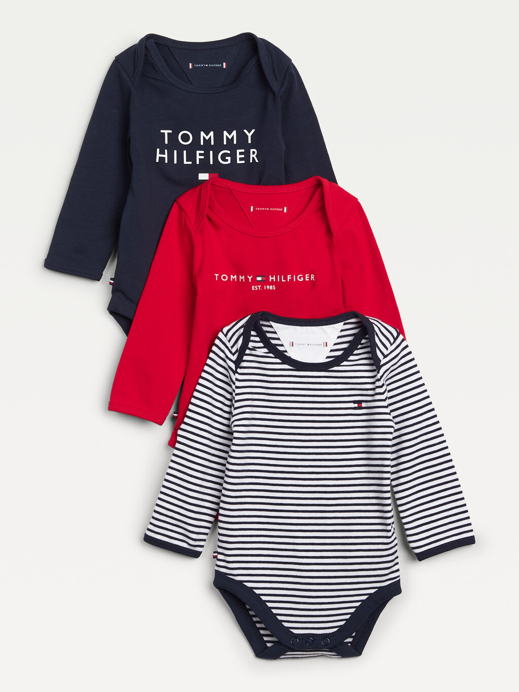 3-Pack Packable Bodysuits Gift Set