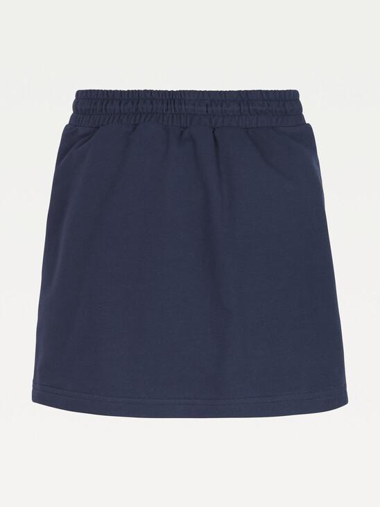 Essential Logo Drawstring Skirt