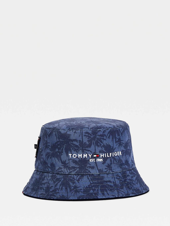 TH Established Reversible Logo Bucket Hat