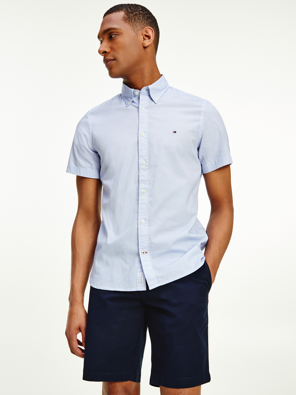 Short Sleeve Slim Fit Shirt