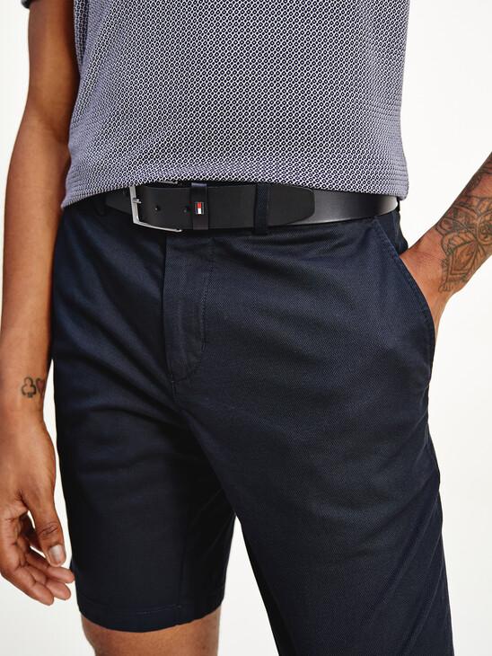 Layton Adjustable Leather Belt