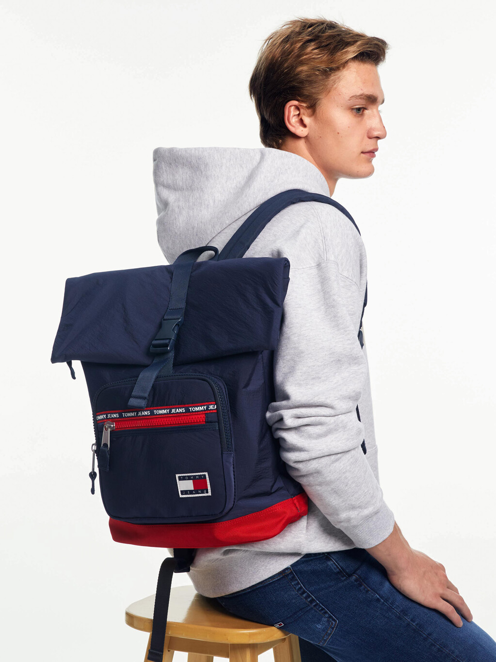 UTILITY ROLL TOP BACKPACK