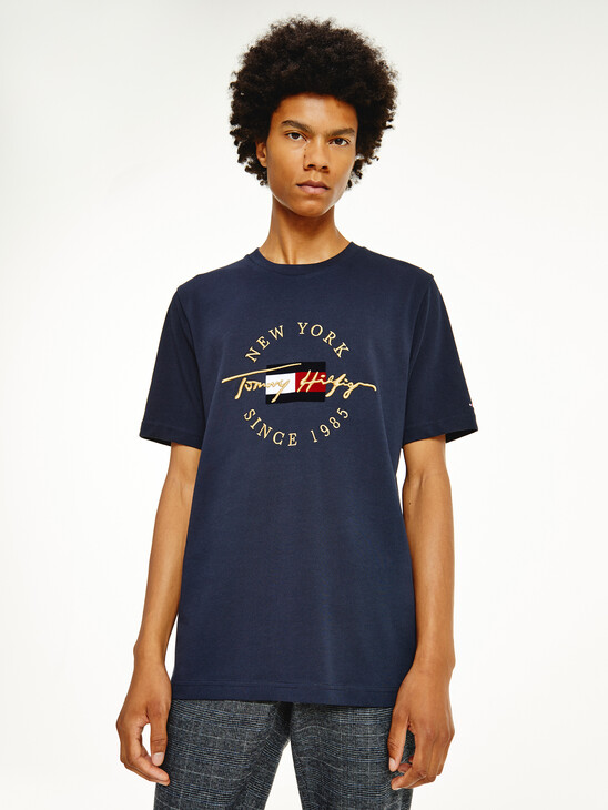 Icons Logo Relaxed Fit T-Shirt