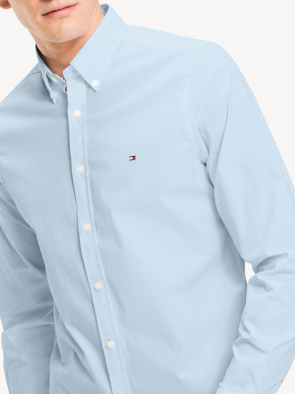 HERITAGE BUTTON DOWN SHIRT