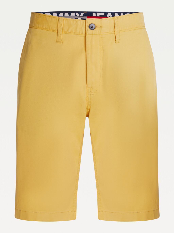Ethan Straight Chino Shorts