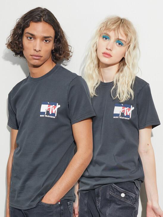 Tommy Jeans X MTV Unisex T-Shirt