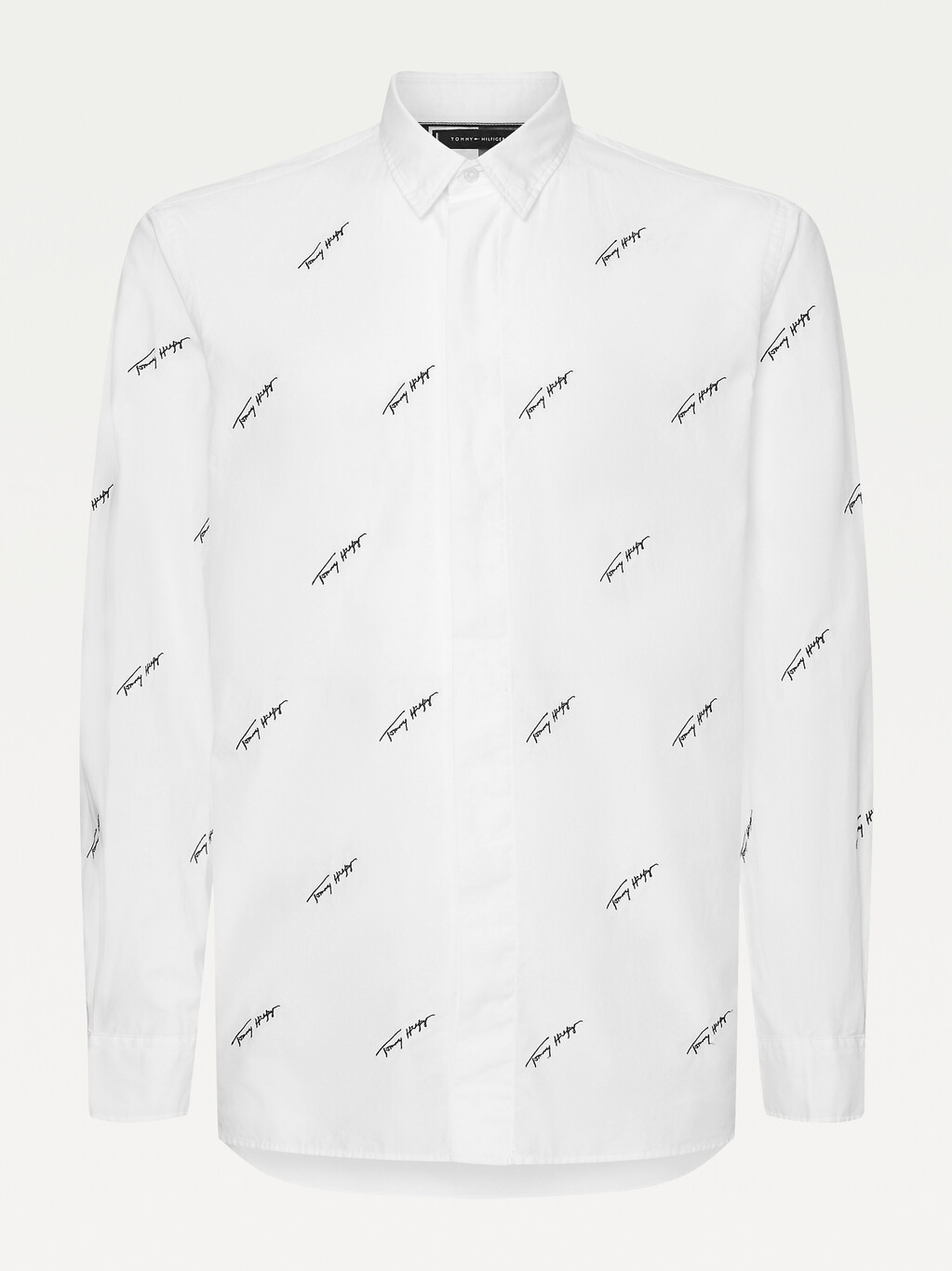 Elevated TH Signature Logo Relaxed Shirt