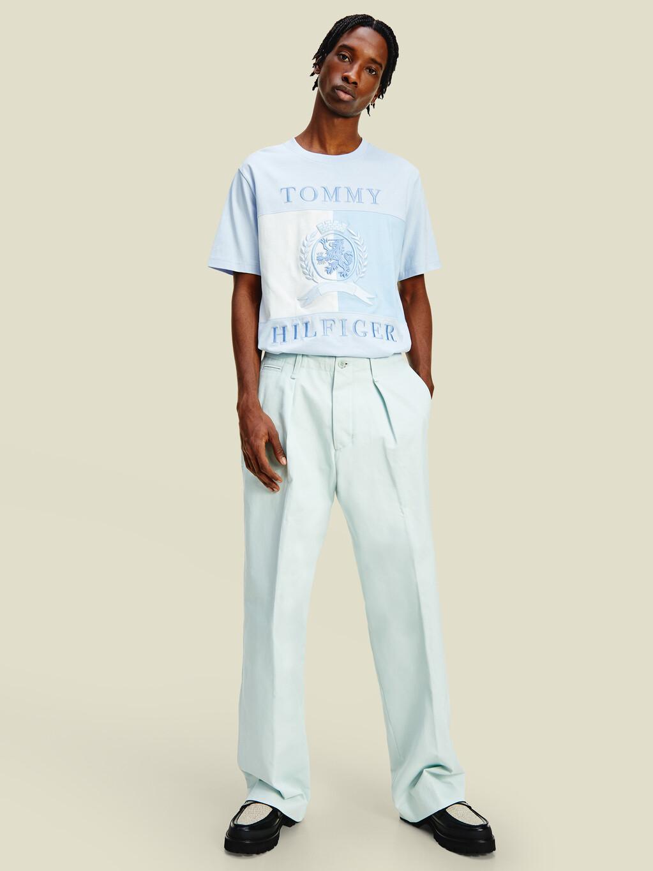 Organic Cotton Crest T-Shirt