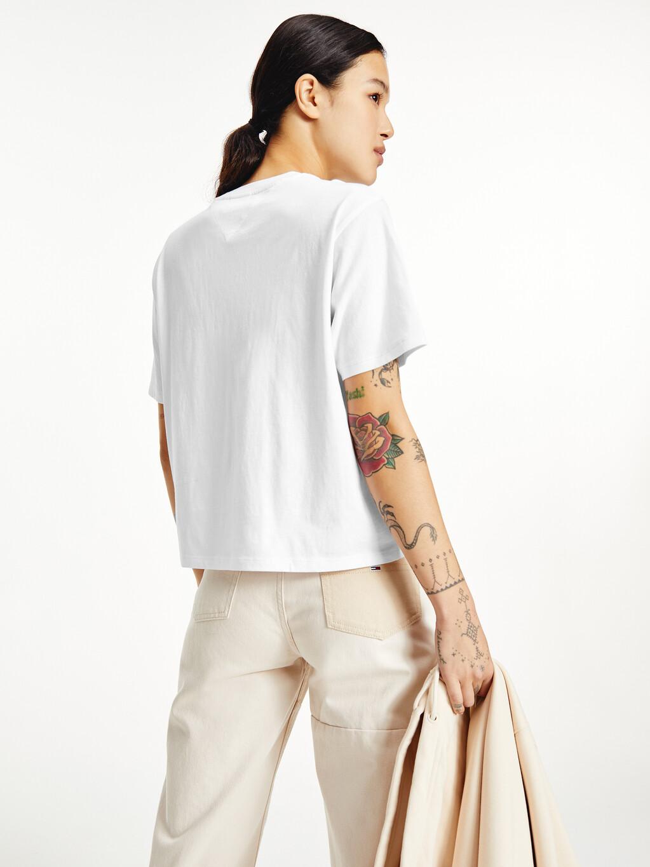 Essential Cropped Logo T-Shirt