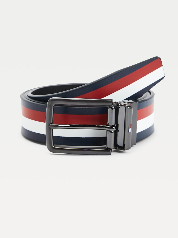 Denton Reversible Adjustable 3.5cm Belt