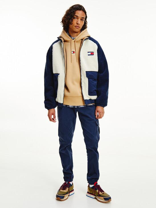 Reversible Sherpa Jacket