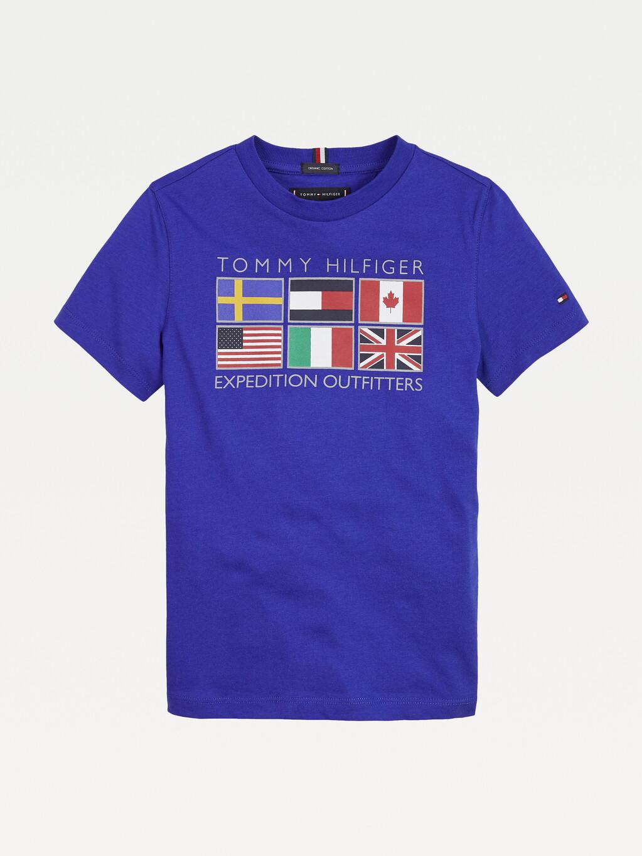 Reflective Expedition Logo T-Shirt