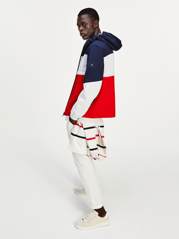 TH Tech Colour-Blocked Jacket