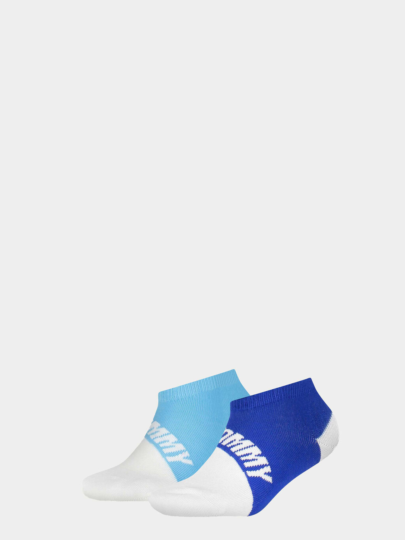 2-Pack  Color Block Sneaker Socks