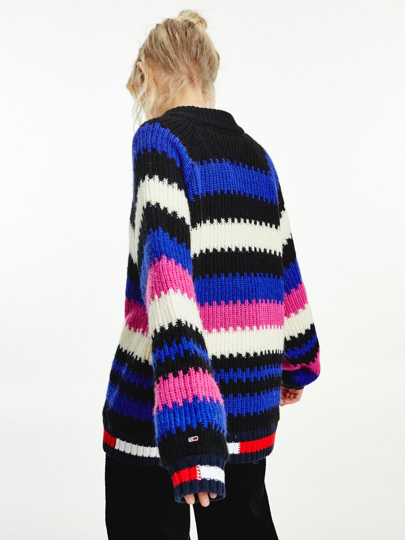 Multicolour Knit Jumper