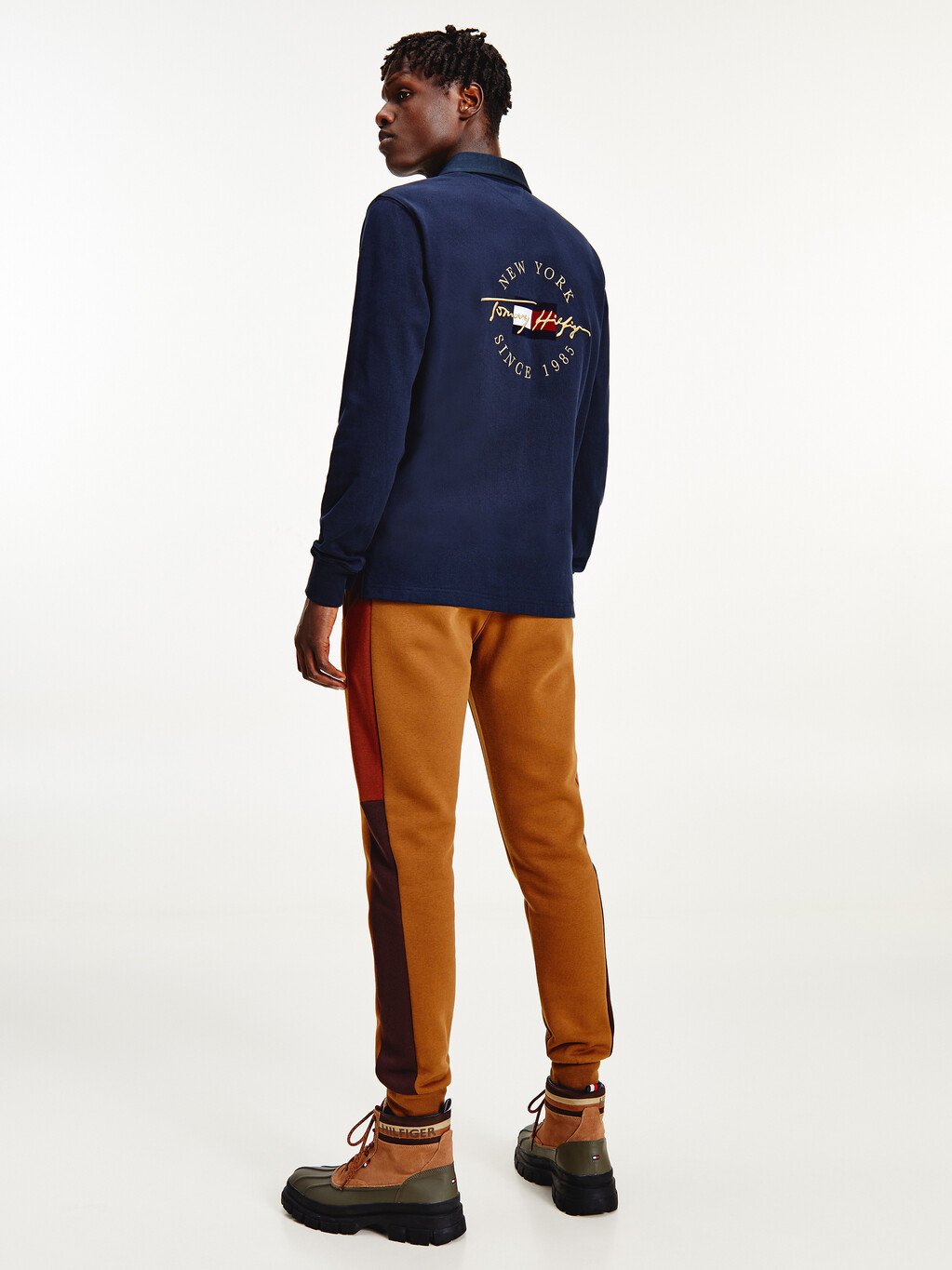 Tommy Icons Rugby Shirt
