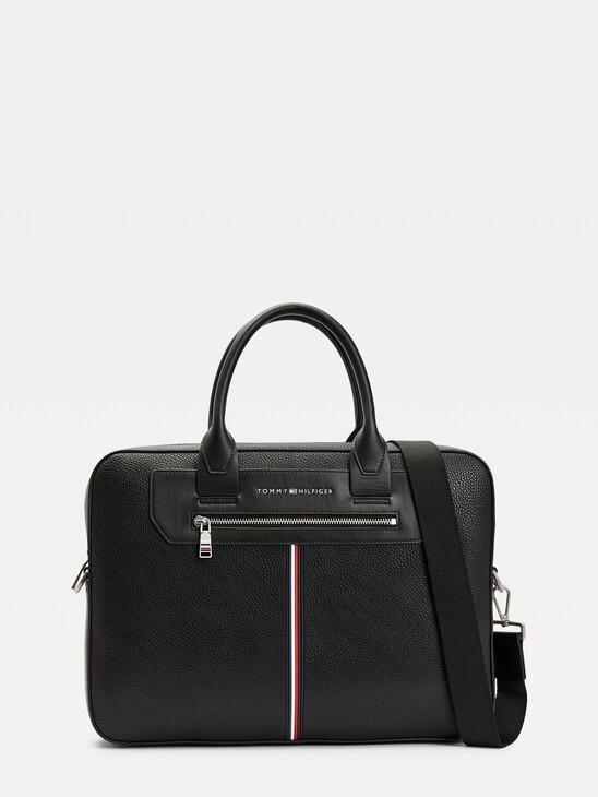 Downtown Slim Pebble Grain Computer Bag