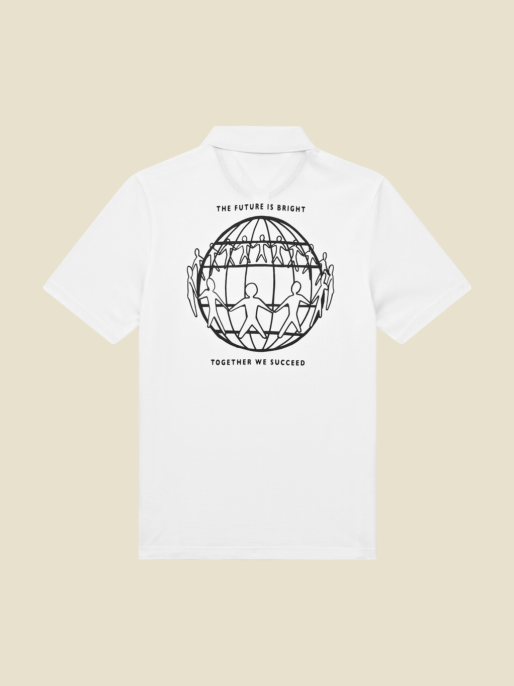 Earth Day Graphic Polo Shirt