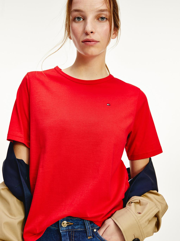 Organic Cotton Relaxed T-Shirt