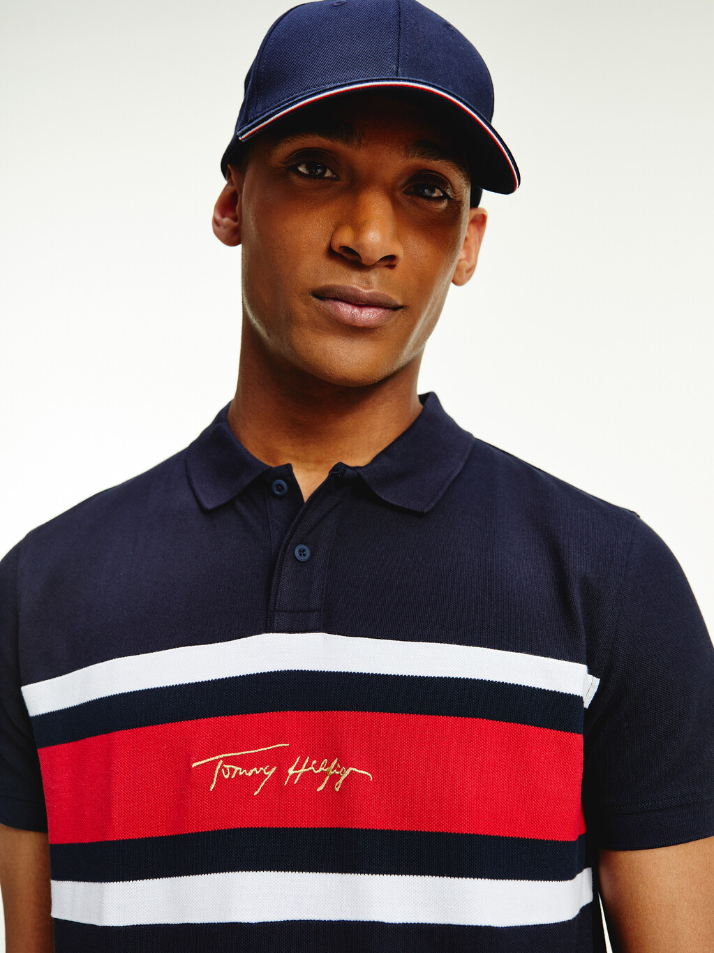 Signature Detail Regular Fit Polo